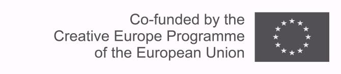 Logo CZB BeneficairesCreativeEuropeLEFT_EN