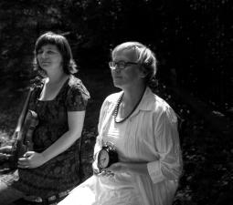 Jolanta Kossaowska and Małgorzata Litwinowicz